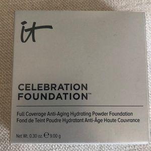 it celebration foundation Tan nib